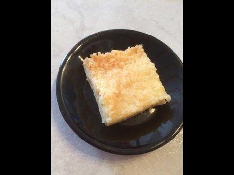 Buttermilch Kokos Kuchen Aus Der Monsieur Cuisine Thermomix Tm