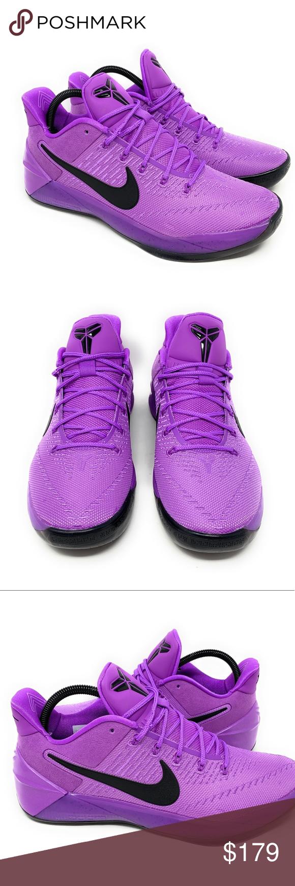 Nike Kobe AD Purple Stardust Basketball