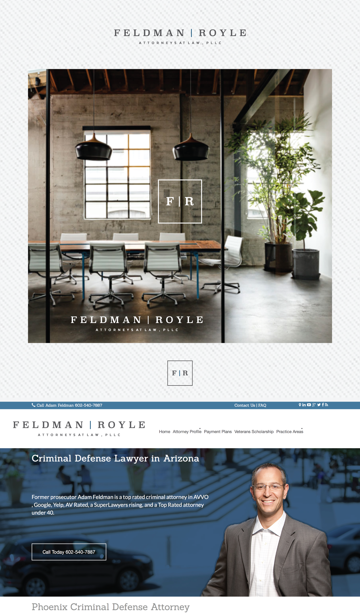 Design #30 By Green In Blue | Law Firm In Need Of A Modern Logo