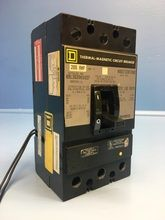 Square D Kal362001027 200a Circuit Breaker W Shunt 600v Type Kal S2 Sqd 200 Amp Em1894 1 Breakers Circuit Breaker Panel