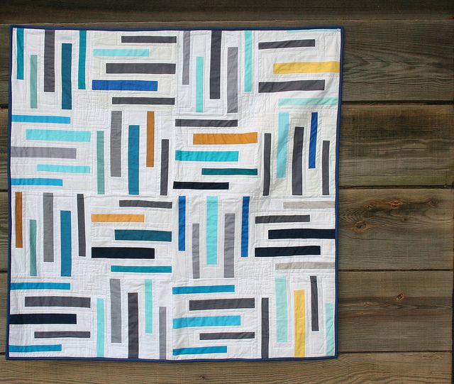 Old School Library Quilt   from Swim, Bike, Quilt