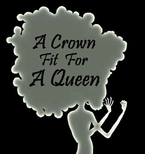 Hairstyles With Crown Queen: Natural Hair Styles, Natural