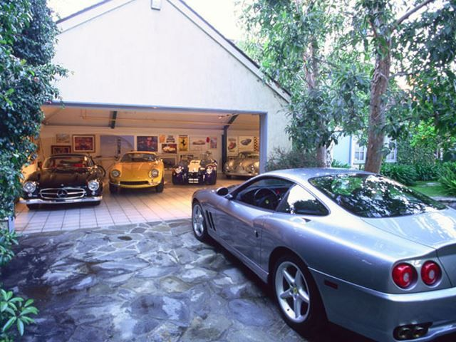 Think you have it all? You won't until you build the ultimate garage for your car collection.