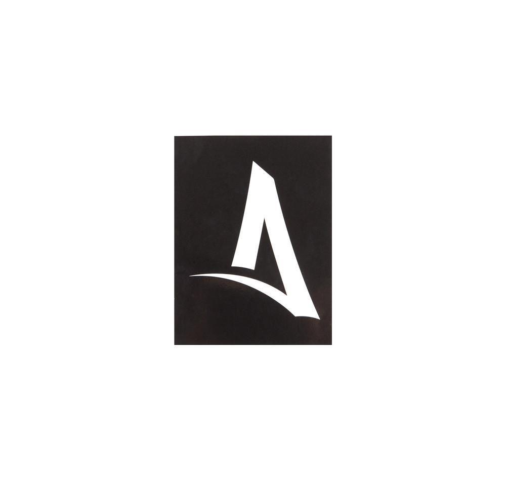 Aventon logo sticker 3 x 4 in 2019 products logo