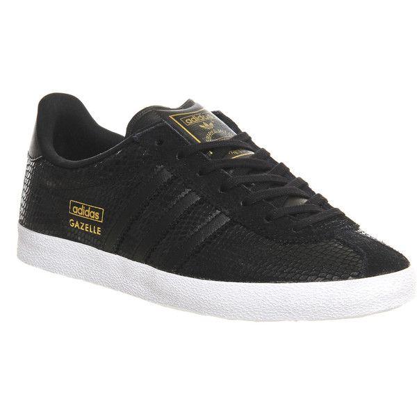 Adidas Gazelle Og W | Snake skin sneakers, Adidas gazelle, Shoes