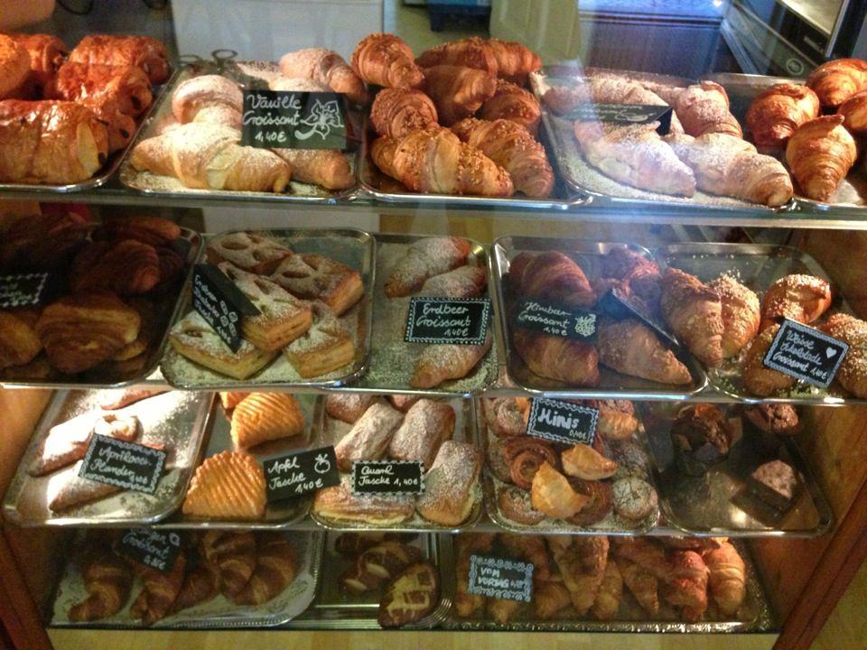 Apparently the best croissants in Berlin Berlin Pinterest City - kleine feine küche