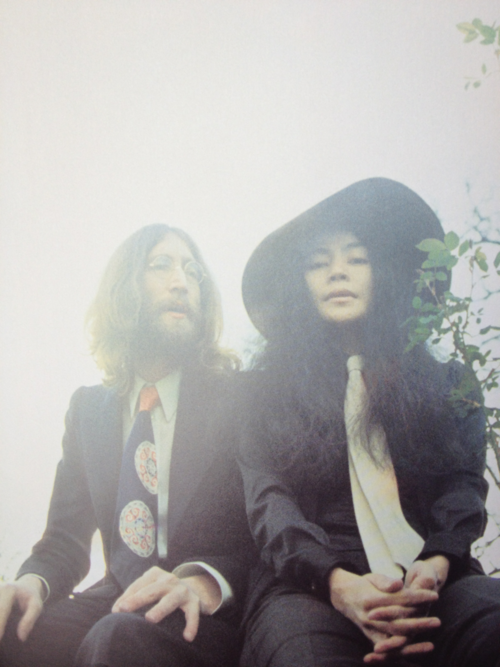 I wilt just like a fading flower Ain't nothing in the world like our love dear Yoko