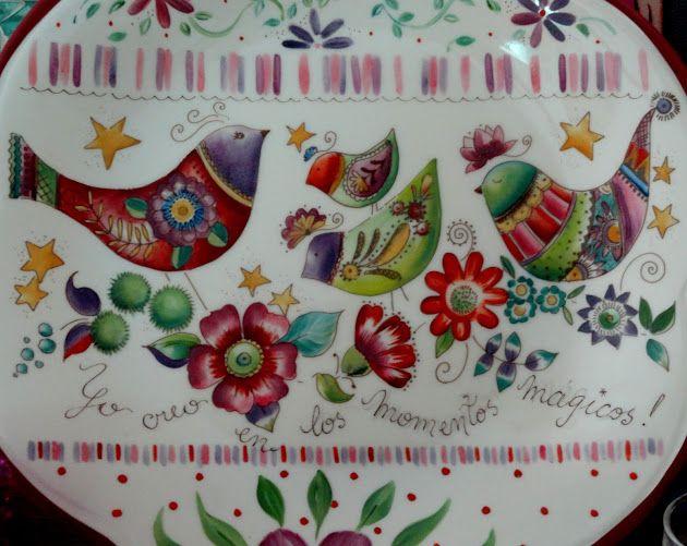 magia pura - Buscar con Google · Pintura CountryCeramic PaintingAlonsoDecorative ... & magia pura - Buscar con Google | pintura porcelana | Pinterest ...