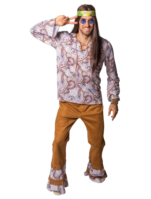 Hippie Kostum Fur Herren Selbst Zusammenstellen Deiters Hippie