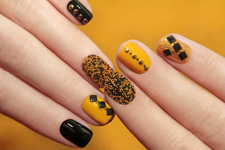 Instead of searching for short nail art designs, look no further ...