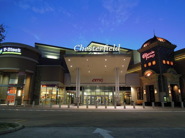 Chesterfield Mall St Louis Mo Mall House Styles Chesterfield