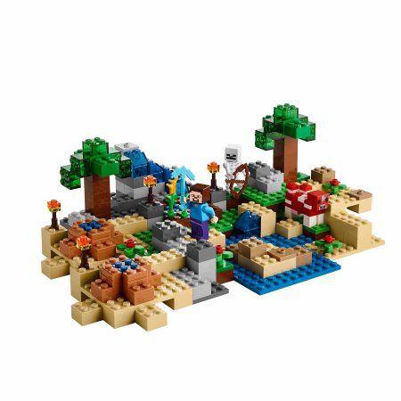 Toys Lego Minecraft Craft Box Crafts