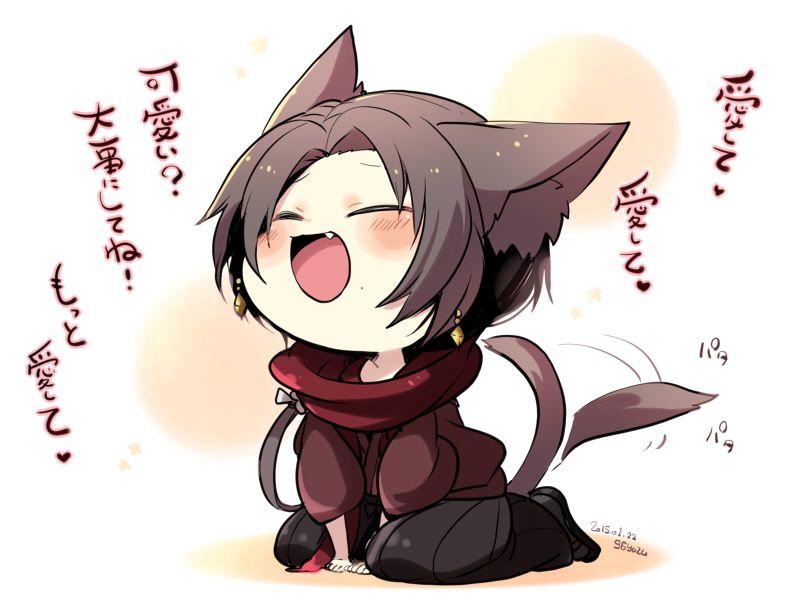 Touken Ranbu | Touken Ranbu | Pinterest | Chibi, Anime and ...