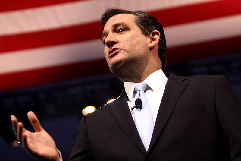 LISTEN: Senator Ted Cruz announced his Presidential candidacy just ...