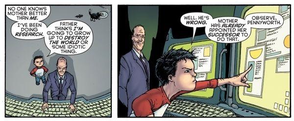 batman fanfic fem damian - Google Search | EVERYTHING