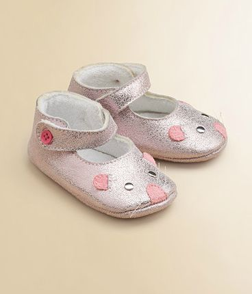 Baby Mouse Shoes - Little Marc Jacobs