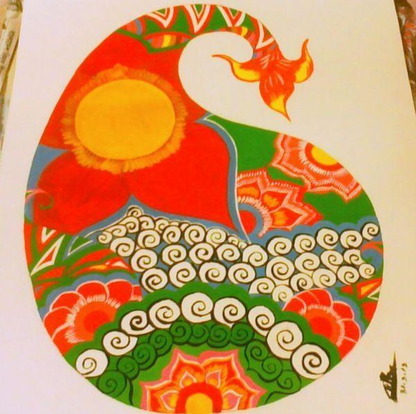 Design For Pohela Boishakh The 1st Day Of Bangla New Year