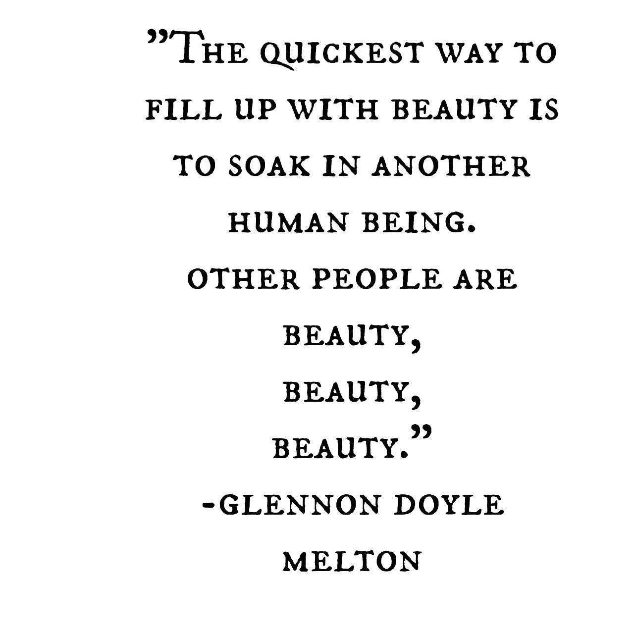 Glennon Doyle Melton Quotes Glennon Doyle Melton   Words   Pinterest  Glennon Doyle Melton .