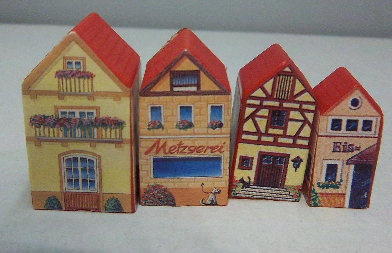 Ü EI Häuser Unsere Kleine Stadt 1993 1998 Häuser AKF Zum Wählen   eBay