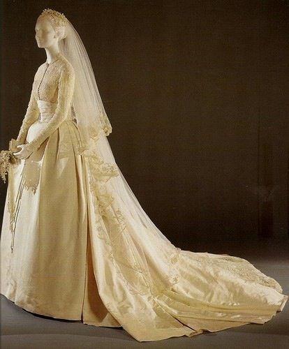 Vintage Wedding Dresses Philadelphia: Grace Kelly Wedding Dress.