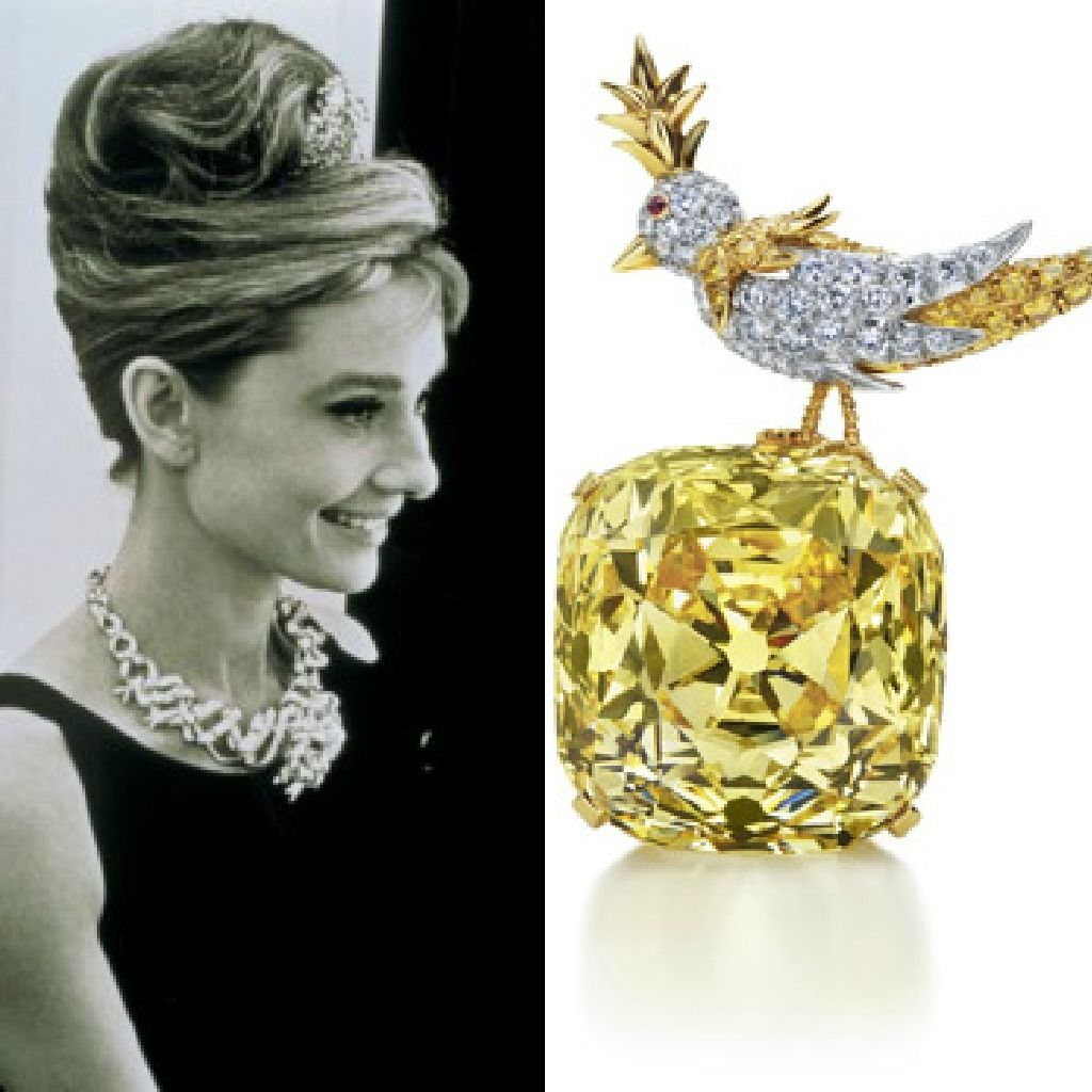 d0a5b39befe98 The diamond was most recently set in the iconic 'Bird on a Rock' pin ...