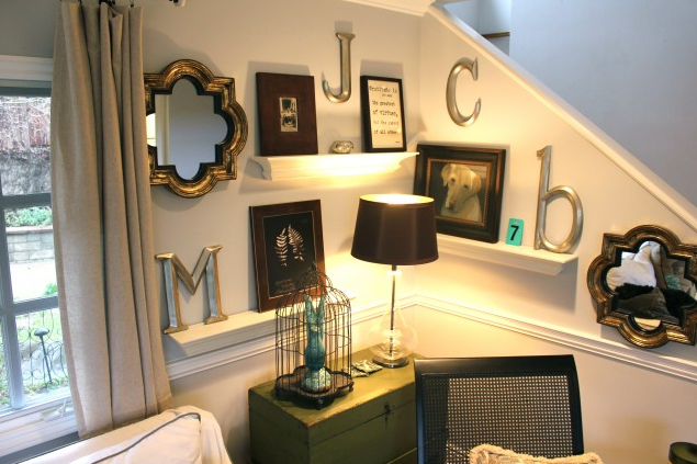 Cool corner for Liam\'s room. | House Inspiration | Pinterest ...