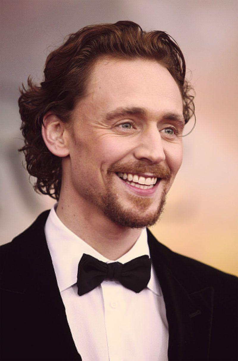 Tom Hiddleston Long Hair Favorite Celebrites In Color