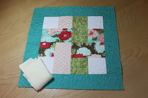 Moda Bake Shop: Binding With a Jelly Roll