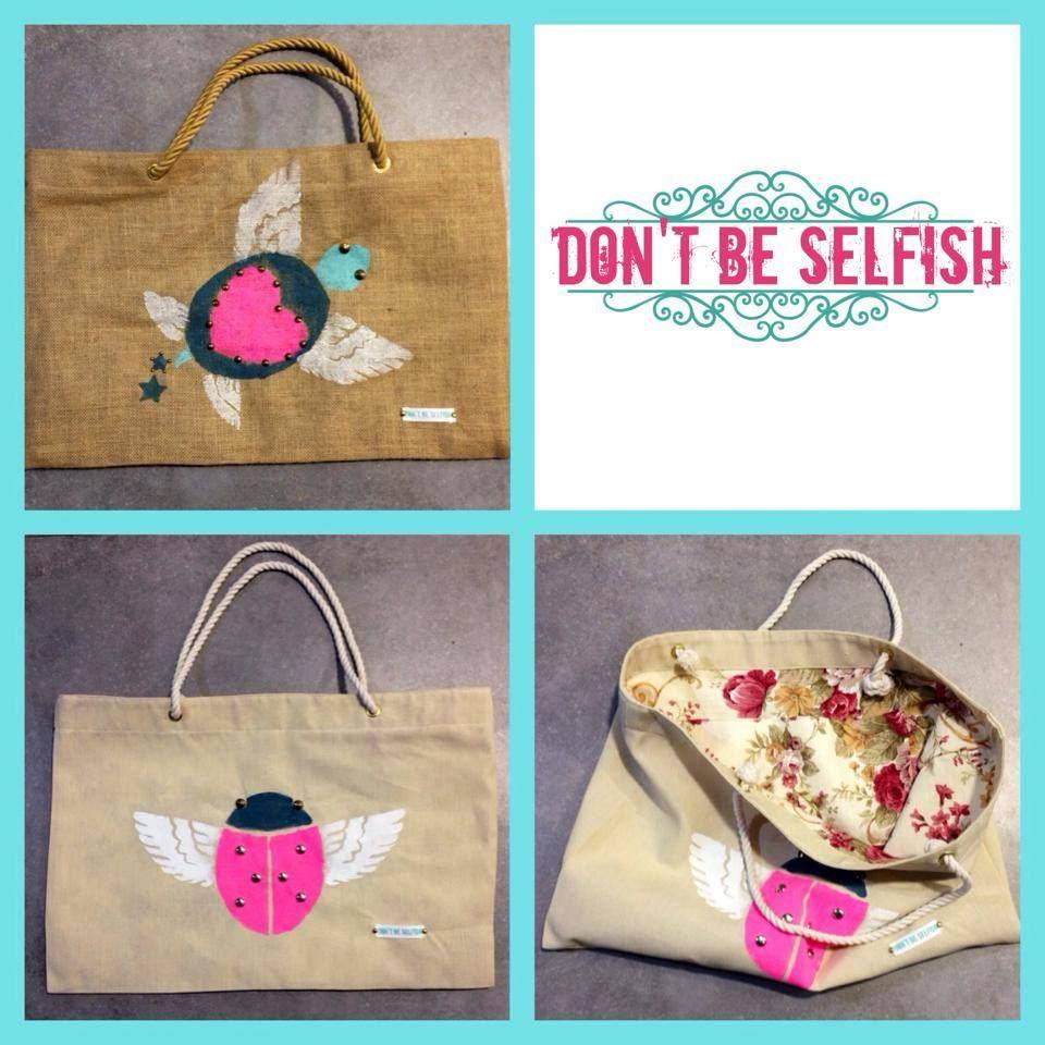 Complementos personalizados de Don't be selfish