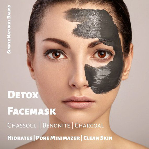 Detox Facemask For Pore Minimizer Clean Skin Facial Steaming