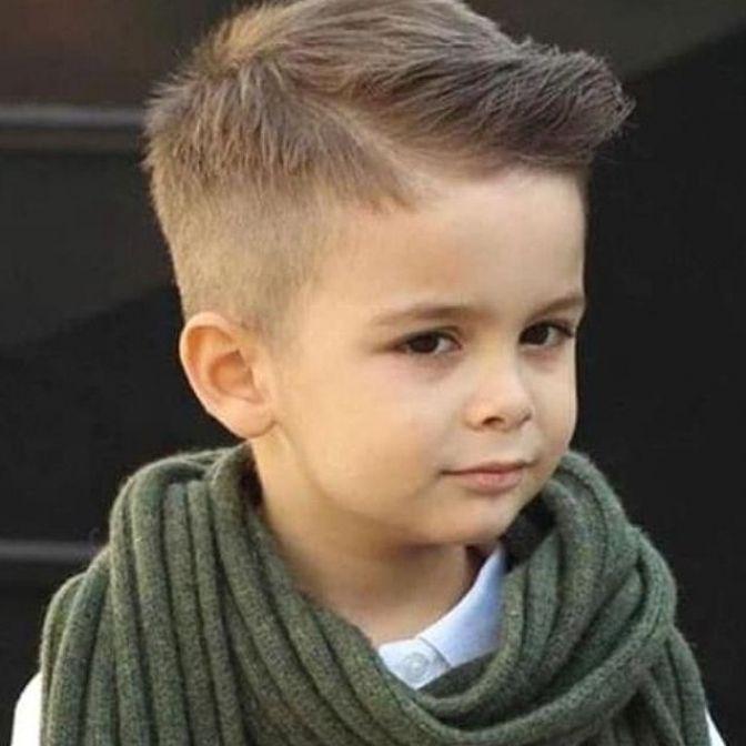 ▷ 1001 + Ideen für trendy Frisuren für Jungs - Top