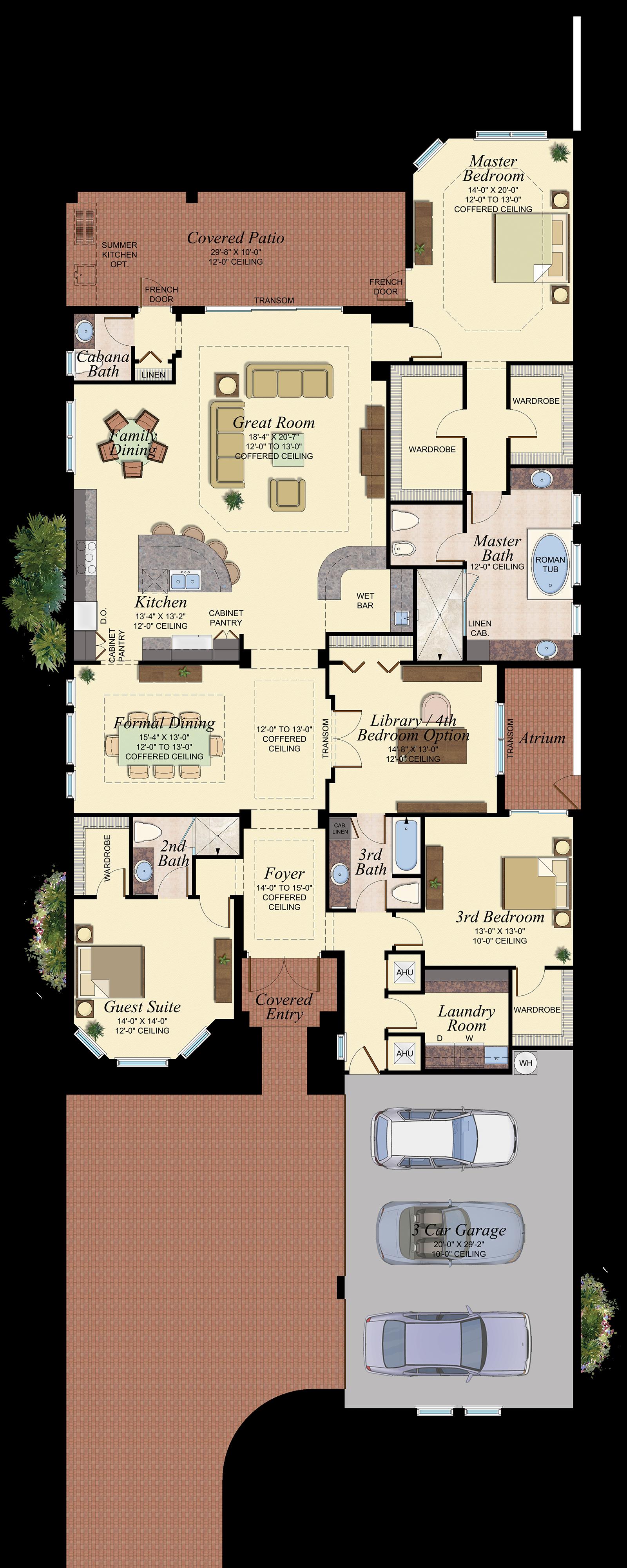 GL Homes GL Homes Cribs