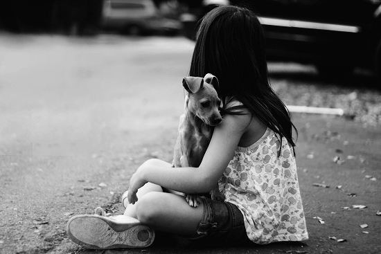 Quotes About A Girl And Her Dog Enchanting Girl And Her Dog