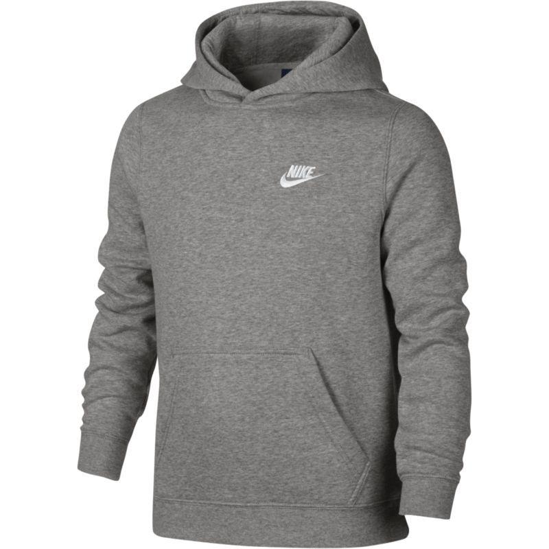 Nike Sportswear Hoodie Fleece - Grey