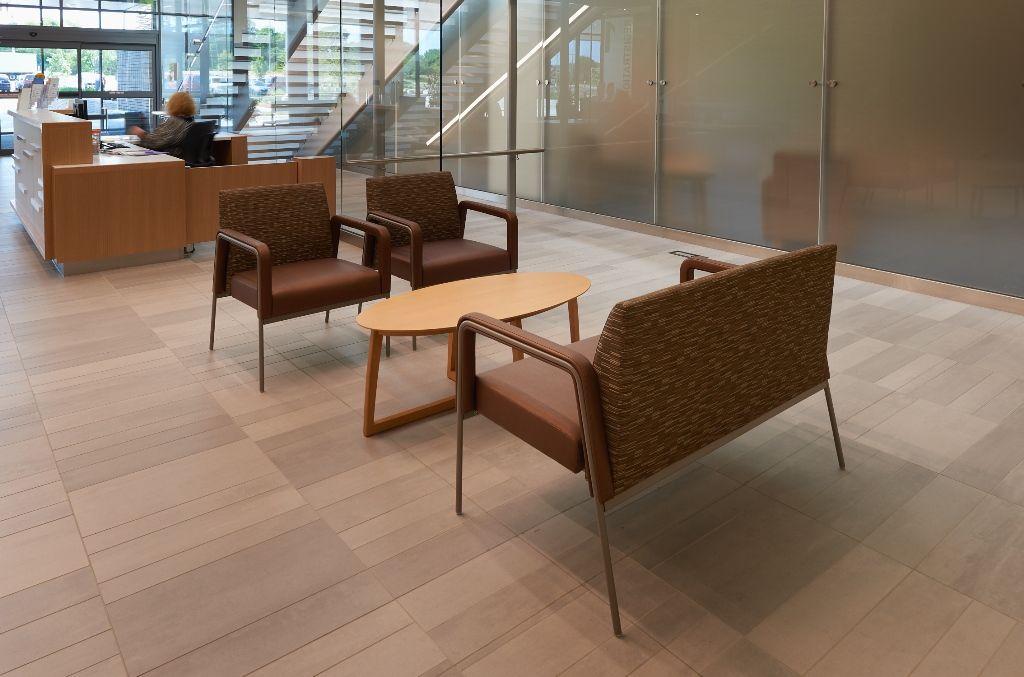 ProHealth Care Waiting Room [Carolina Rule of Three Lounge