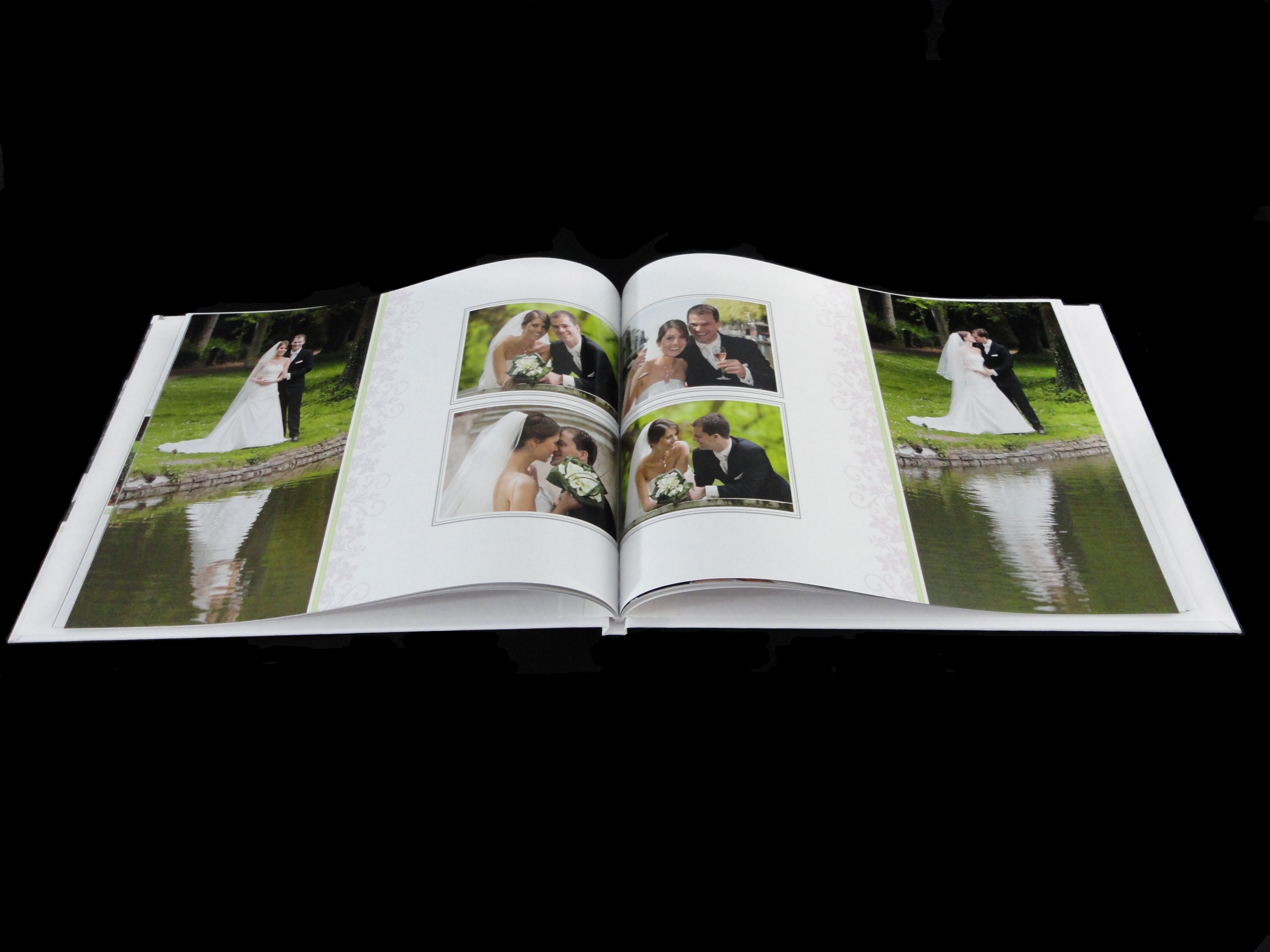 Create your own wedding album using our free templates this is an diy wedding albums and custom wedding books from my bridal pix post your wedding photography jobs and search our photographer directory solutioingenieria Image collections