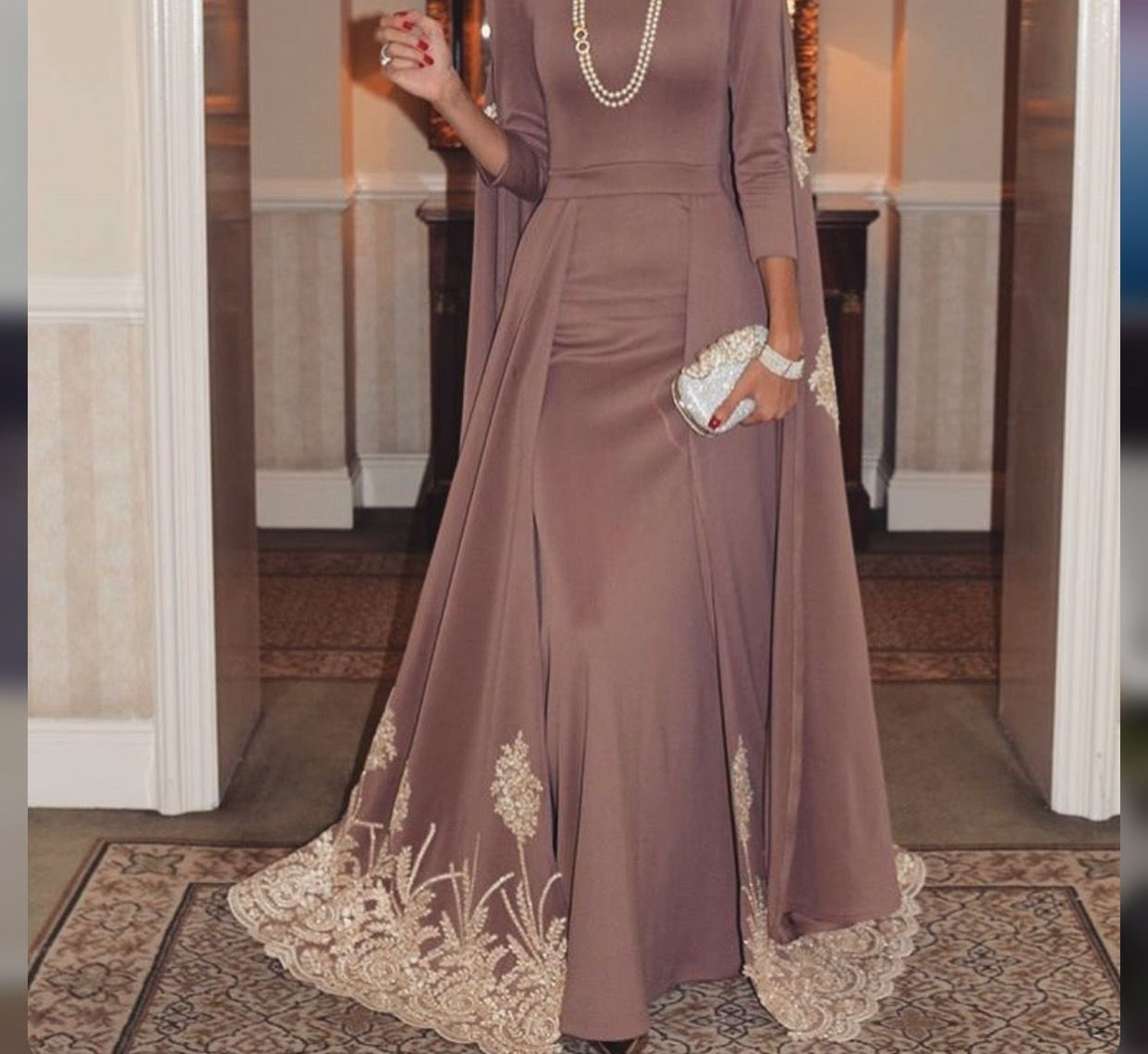 Mine Forever Editing Muslim Dress Hijab Fashion Fashion [ 1140 x 1242 Pixel ]