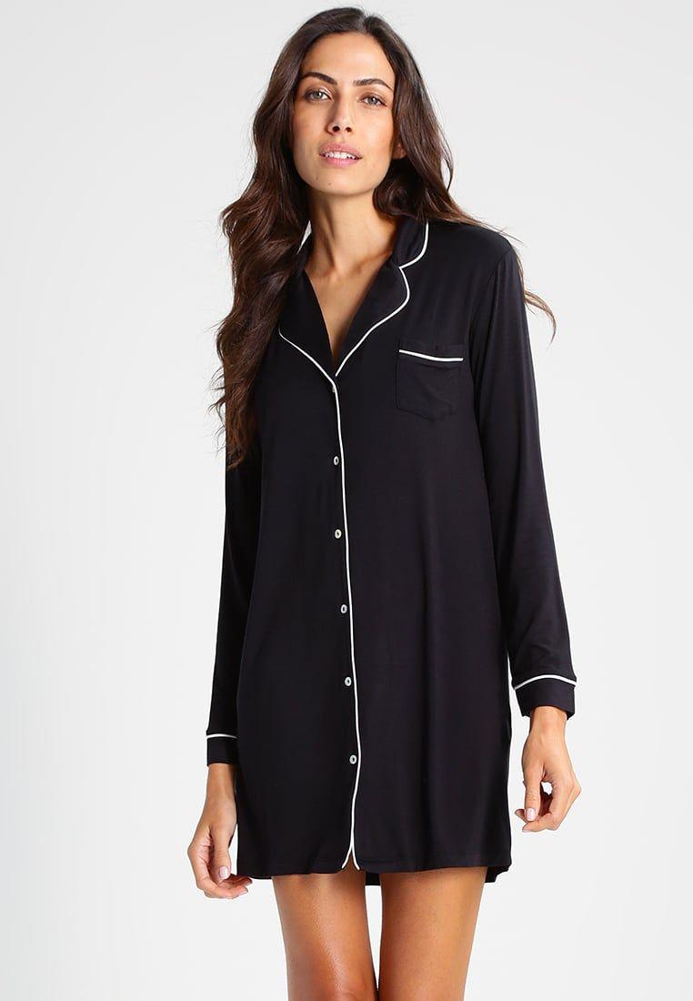 quality design 2f466 d81e9 WAELLE - Negligé - black @ Zalando.be 🛒   Nachthemden in ...