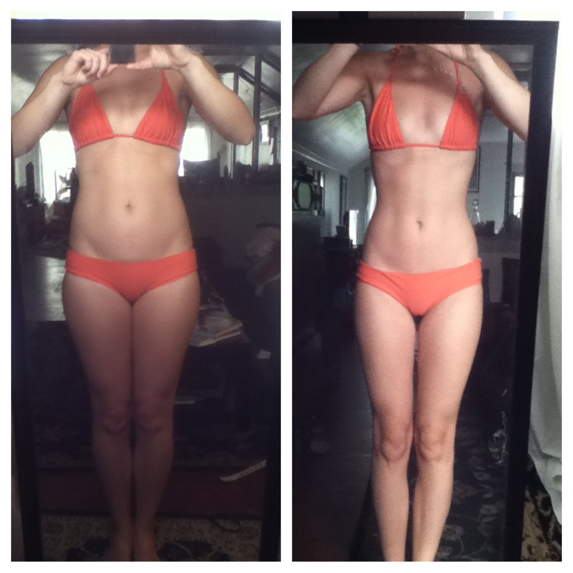 My Personal Pic Two Weeks On The Paleo Diet Picture Left