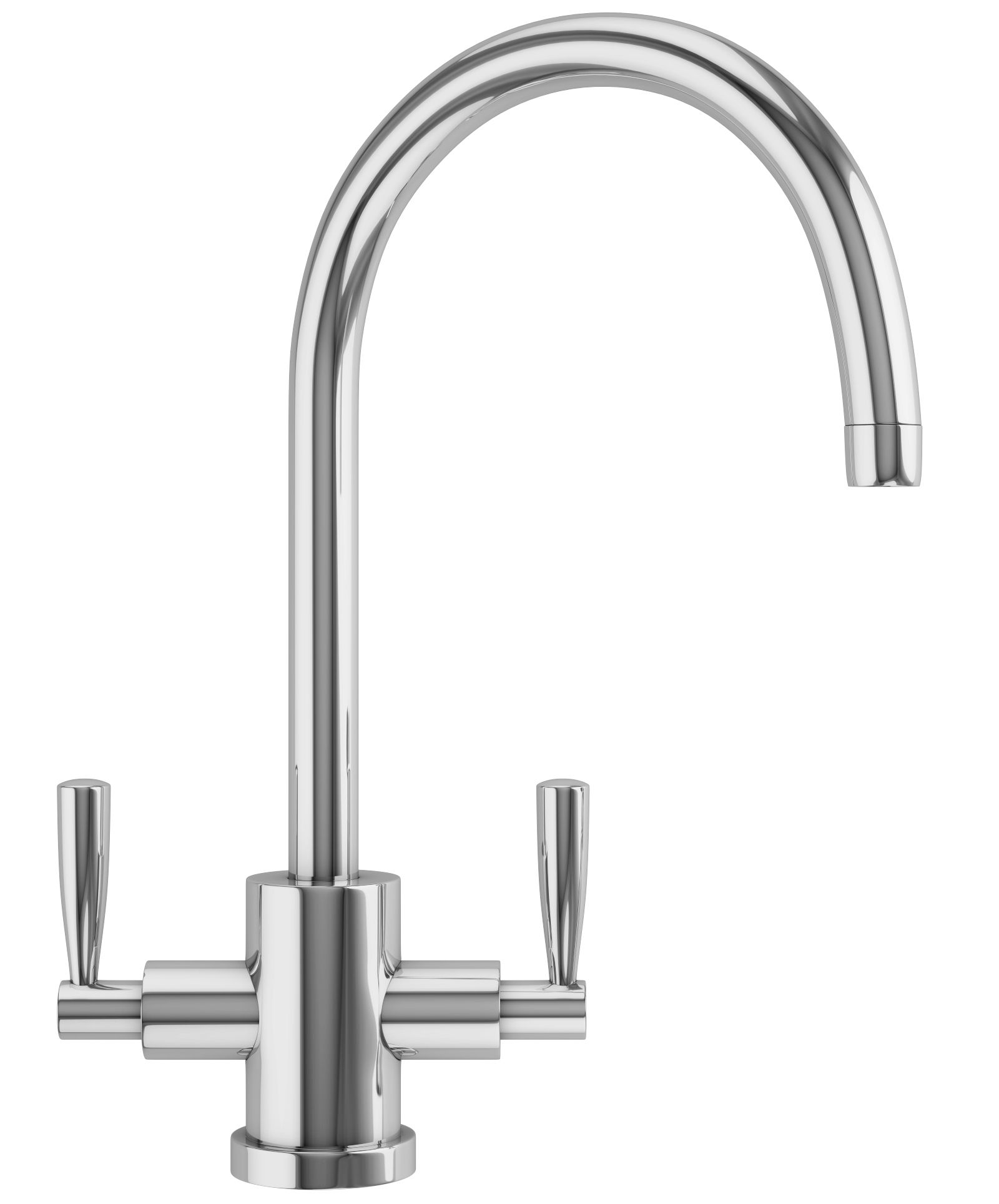 Franke Olympus Chrome Kitchen Sink Mixer Tap - I like this ...