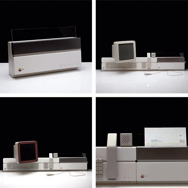 Apple Lisa als Workbench