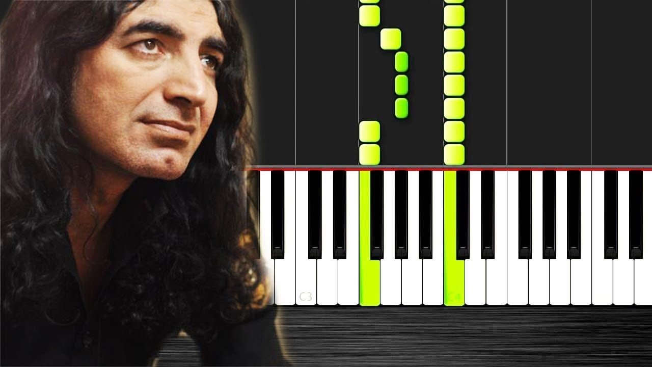Bu Aksam Olurum Piano By Vn