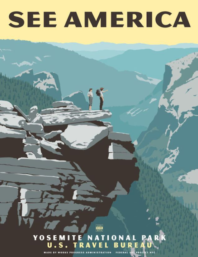 Vintage National Park Posters Part - 21: National Parks Posters - Google Search
