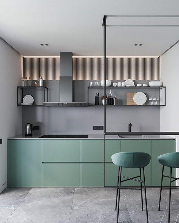 Straight Line Kitchen Layout: 55+ Popullar Kitchen Layout Ideas, Dont Mistake When Make