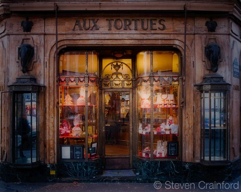 old and famous shop near the Grands Nagasins in the