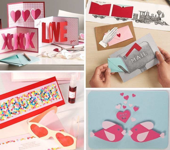 Cute DIY Valentine cards for your loved one – San Valentin Day Cards