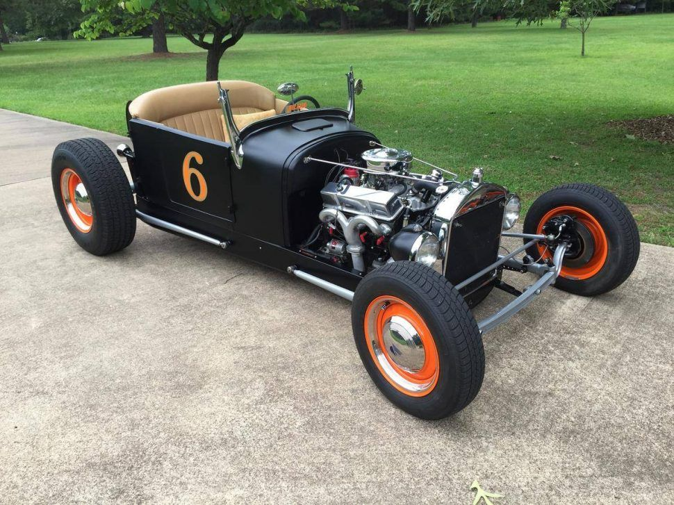 Hemmings Find Of The Day 1927 Ford Model T Lakes M Ford Models Hot Rods Cars Old Hot Rods
