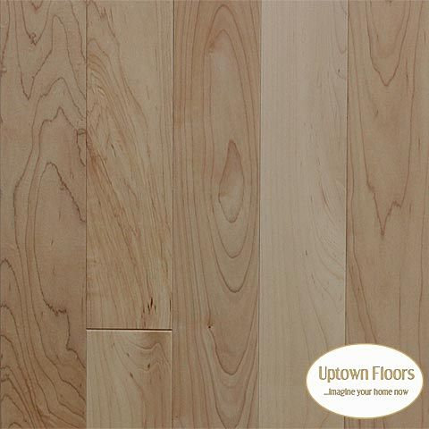 Maple Reserve Engineered Clear Grade Offered In 3 1 4 Inch To 5 1 4 Width Random Lengths One To Maple Hardwood Floors Hardwood Engineered Hardwood Flooring