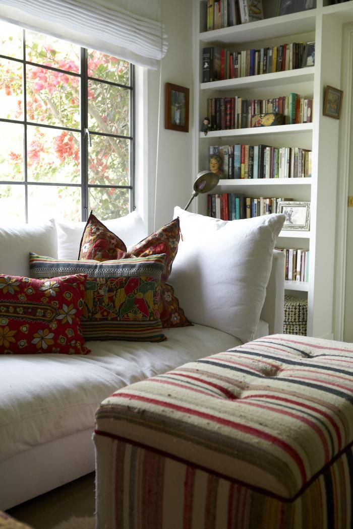 Bohemian Glamor with a Santa Monica Stylemaker : Remodelista