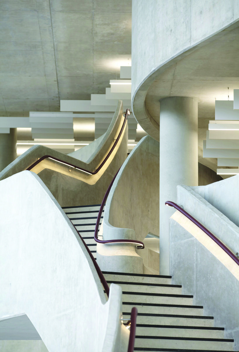 Pin by MJM on I n s p o Concrete staircase, Staircase